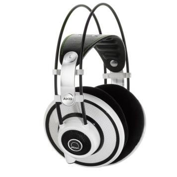 新低价,金牌以上:AKG 爱科技 Q701 头戴式耳机(昆西·琼斯签名)
