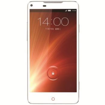 nubia 努比亚 大牛 Z5S 3G手机(白色) WCDMA/TD-SCDMA/EVDO