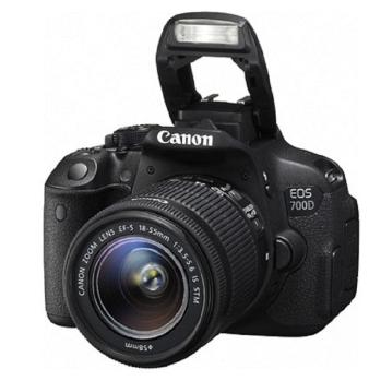 移动端:Canon 佳能 EOS 700D 单反套机 (EF-S 18-55mm IS STM)