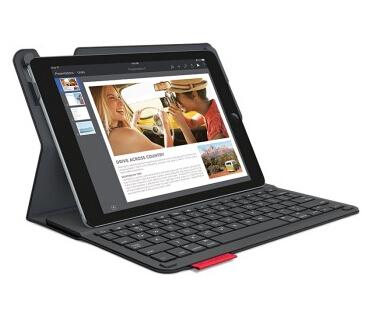 移动端:Logitech 罗技 iK1051 iPad Air2 集成键盘保护套